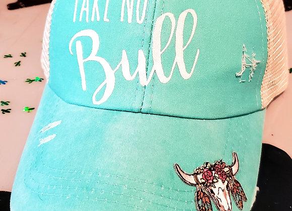 "Kustom ""Take No Bull"" hat"