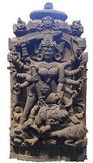 800px-Stone_sculpture_of_Devi_Durga_30_J