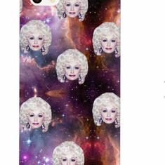 Dolly Galaxy Phone Case