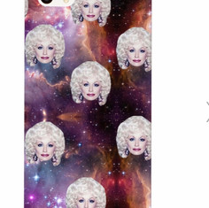 Dolly Galaxy Phone Case
