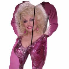 Blush and Bashful Dolly Onesie