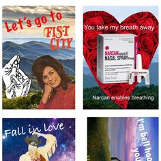 Valentine Sheet