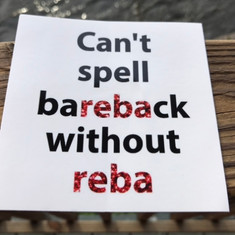 You Can't Spell Bareback w/o Reba Sticke