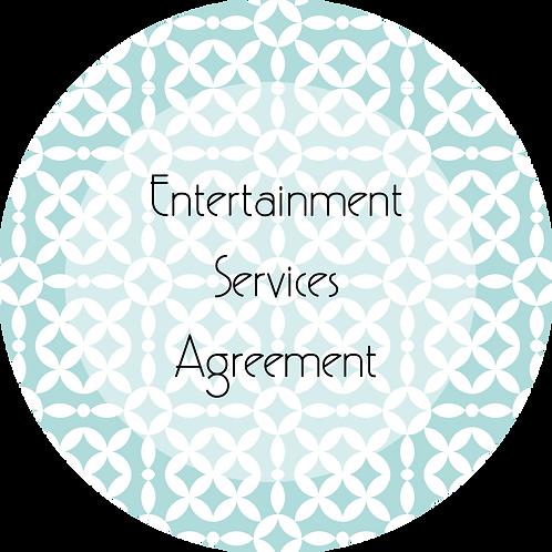 Event Entertainment--- Client Agreement