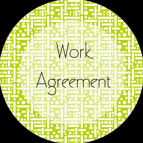 Filmmaker--- Work Agreement