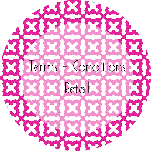 Spa Businesses--- Terms & Conditions Online