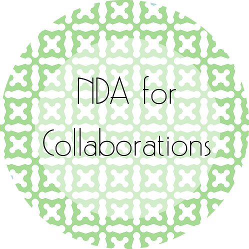 Spa Businesses---NDA for Collaborations