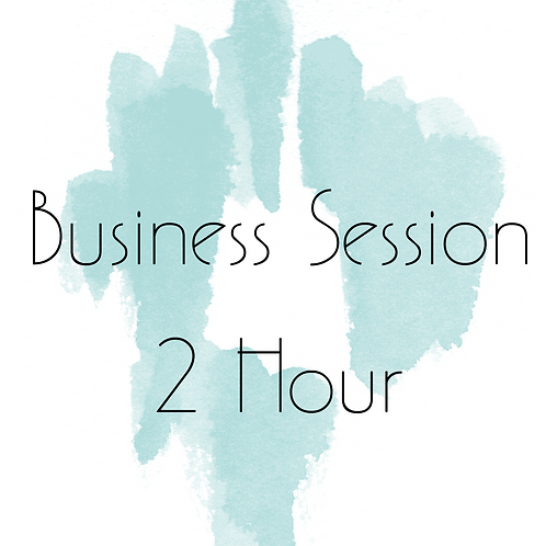 Business Session ---2 Hour