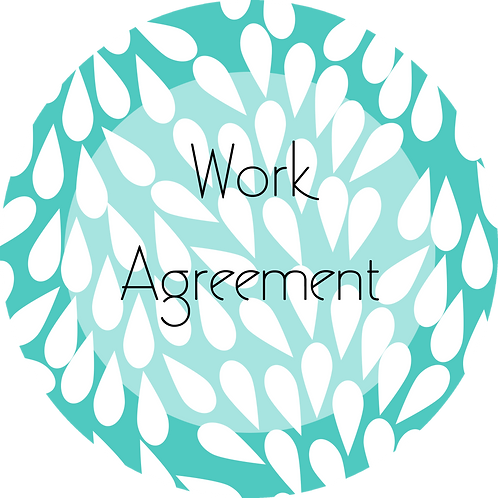 Cakes and Desserts Business--- Work Agreement