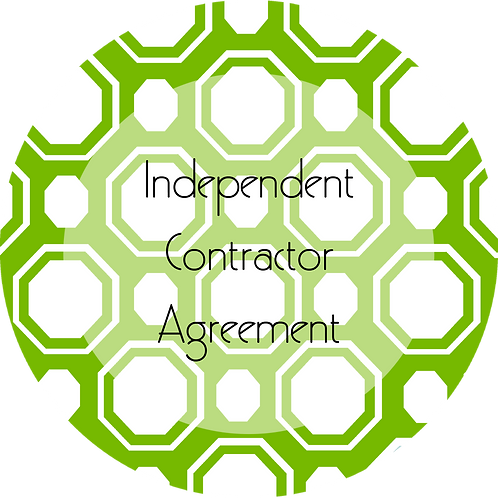 Beauty Services--- Independent Contractor Agreement