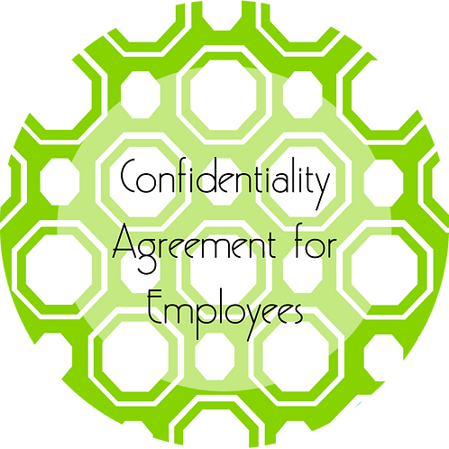 Beauty Services--- Confidentiality Agreement for Employees