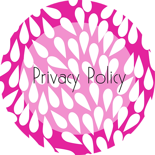 Cakes and Desserts Business---Privacy Policy