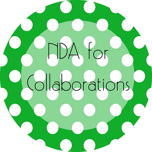 Crafter---NDA for Collaborations