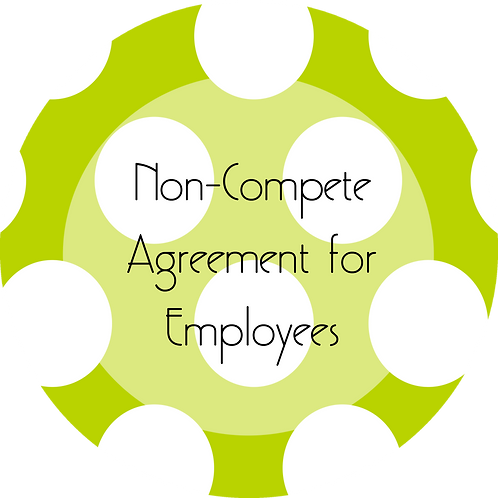 Kids Businesses--- Non-Compete Agreement for Employees