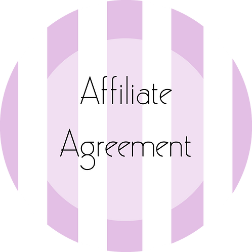 Music---Affiliate Agreement