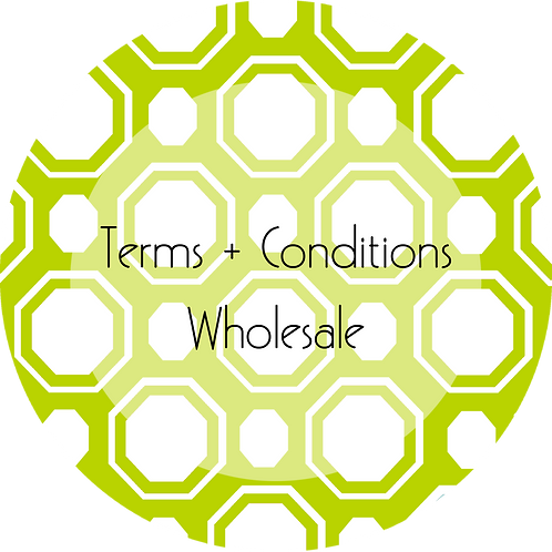 Beauty Services--- Terms & Conditions Wholesale