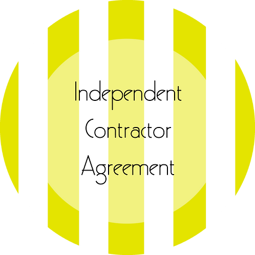 Music--- Independent Contractor Agreement