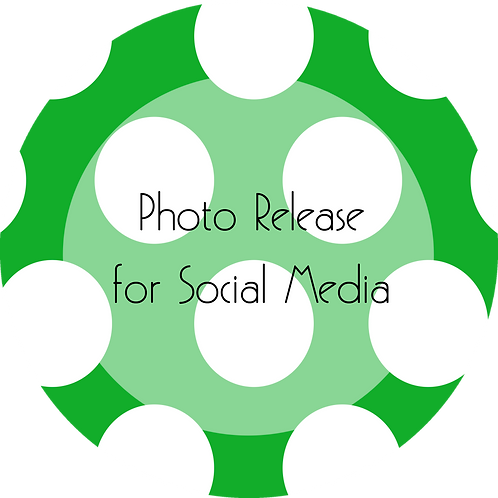 Kids Businesses---Social Media Photo Release