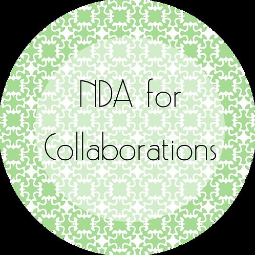 Wedding Cake Design---NDA for Collaborations