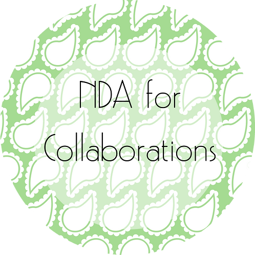 Wedding Planner---NDA for Collaborations