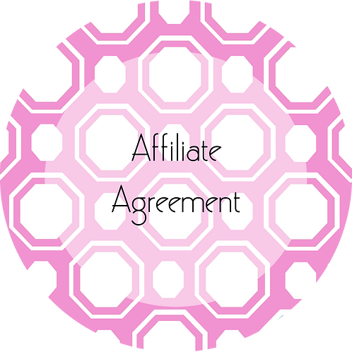 Beauty Services---Affiliate Agreement