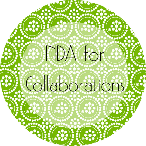 Writers & Authors---NDA for Collaborations