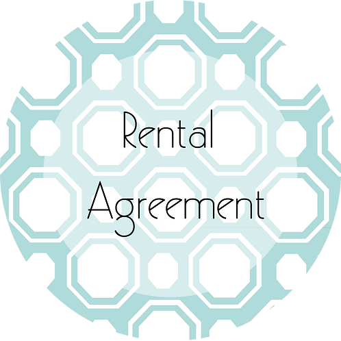 Beauty Services---Rental Agreement