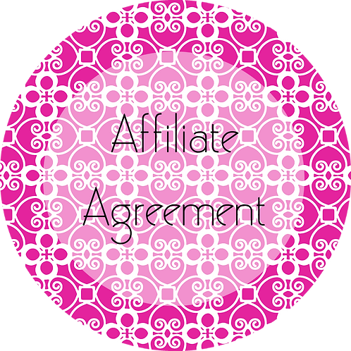 Catering---Affiliate Agreement