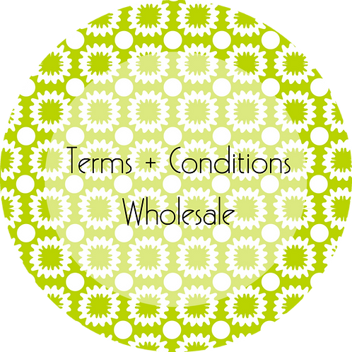 Painters--- Terms & Conditions Wholesale