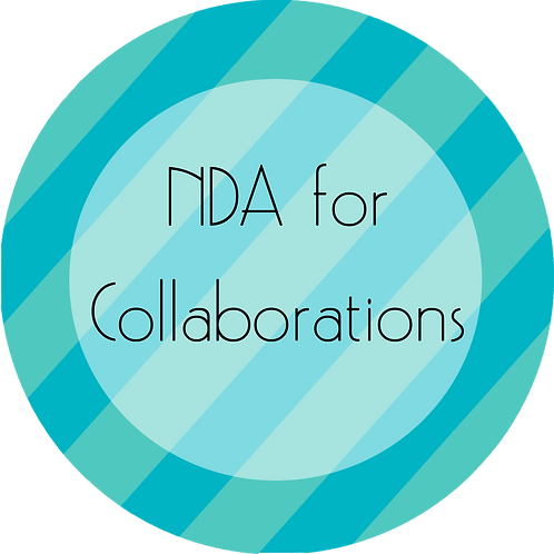 Coaching--NDA for Collaborations