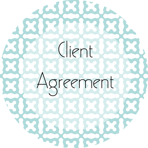 Spa Businesses---Client Agreement