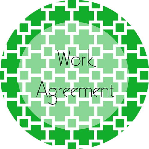 Graphic and Web Design--- Work Agreement
