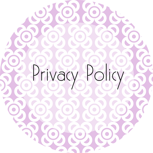 Photography---Privacy Policy
