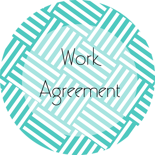 Event Planner--- Work Agreement