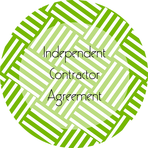 Event Planner--- Independent Contractor Agreement