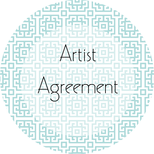 Visual Artist---Client Visual Artist Agreement