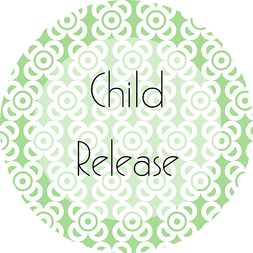 Photography---Child Release