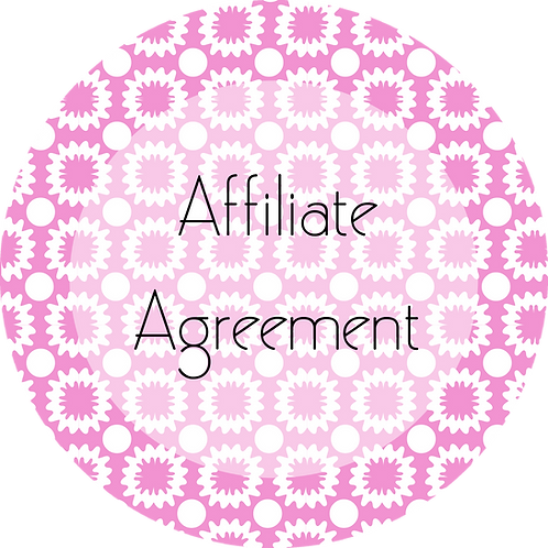 Painters---Affiliate Agreement