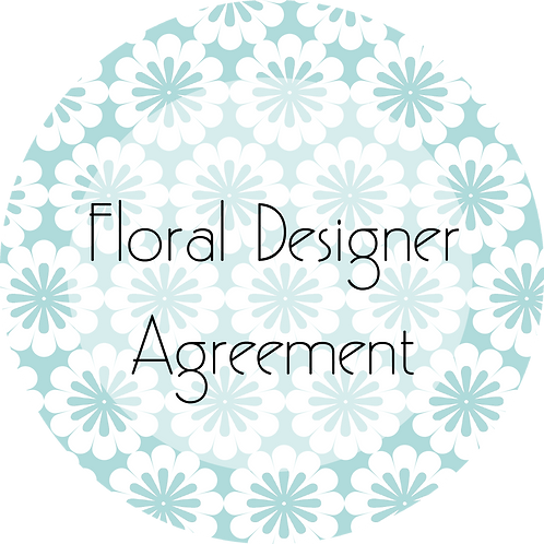 Floral Design--- Client Agreement