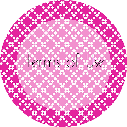 Blogs--- Terms of Use