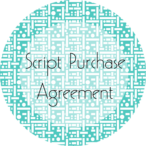 Filmmaker---Script Purchase Agreement