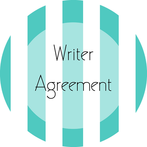 copy of Music---Writer Agreement