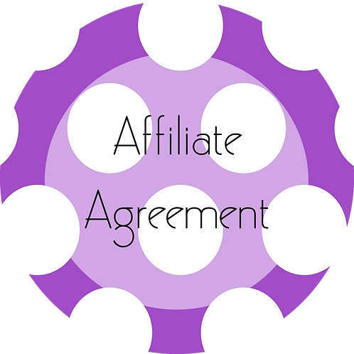 Kids Businesses---Affiliate Agreement