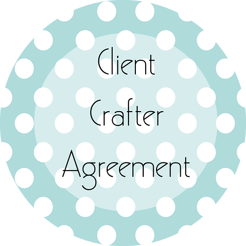 Crafter--- Client Agreement
