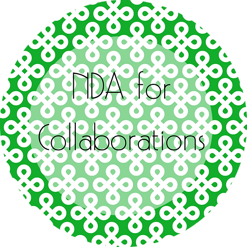 Interior Design---NDA for Collaborations