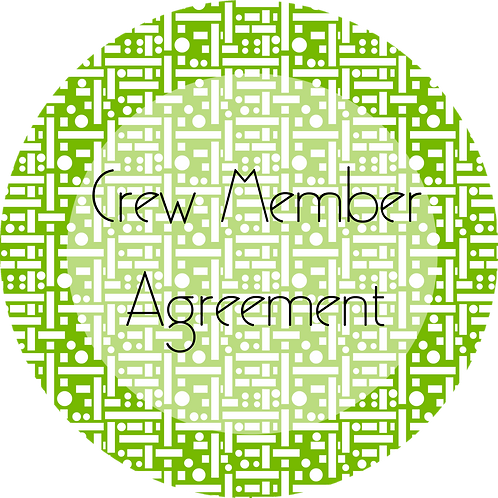 Filmmaker---Crew Member Agreement