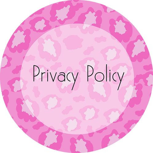 Fashion---Privacy Policy