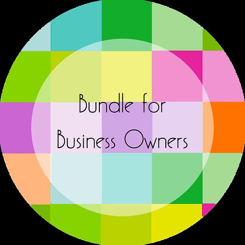Kids Businesses---Business Owner Bundle