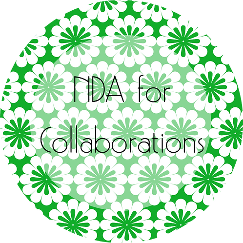 Floral Design---NDA for Collaborations