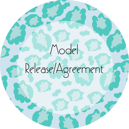 Fashion---Model Release/Agreement